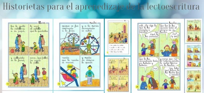 como hacer una historieta para niños de preescolar