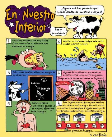 como hacer una historieta para niños de primaria