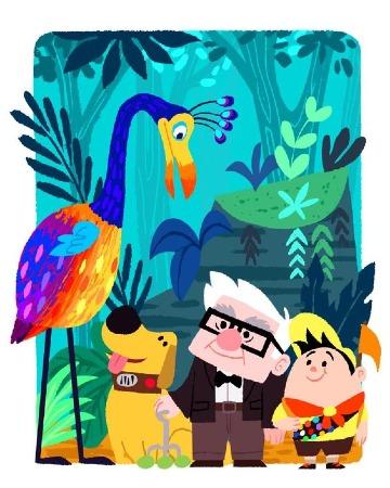 lindos dibujos animados para niños disney