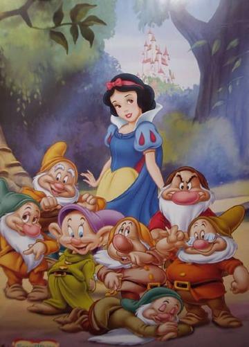 blancanieves y los siete enanitos cuento infantil