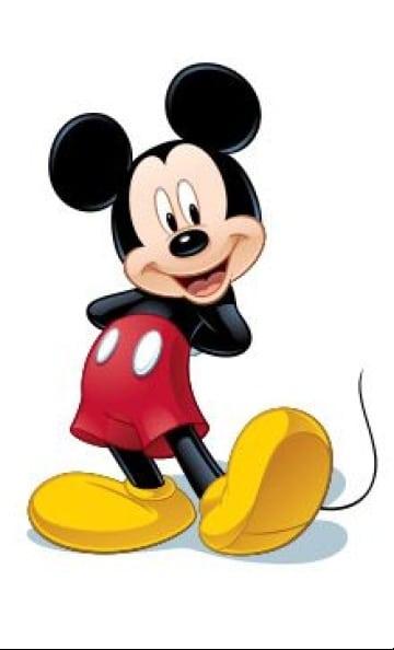 cual es la verdadera historia de mickey mouse