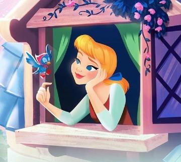 cuentos de princesas disney para dibujar