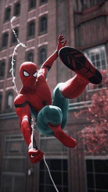 imagenes de hombre araña fondo de pantalla