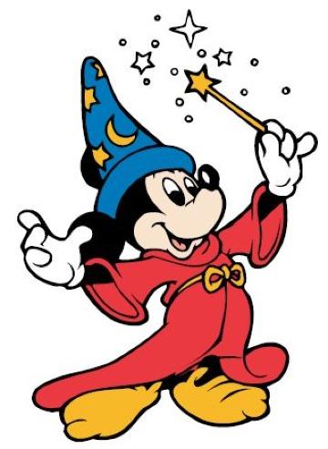 la verdadera historia de mickey mouse escrita