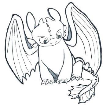 fotos de dibujos de dragones para niños