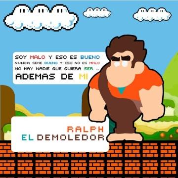 frases de ralph el demoledor en español