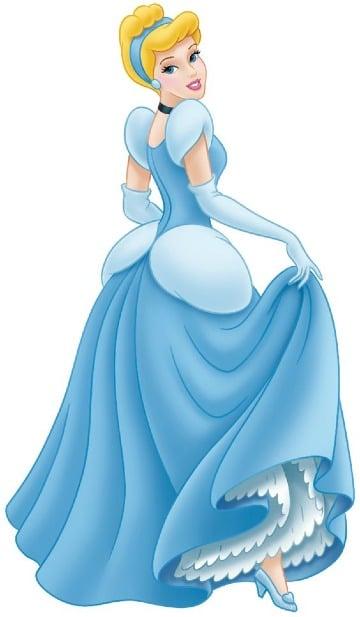 imágenes de la princesa cenicienta para dibujar