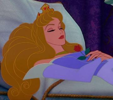 imagenes de la princesa aurora para colorear