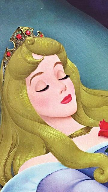 imagenes de la princesa aurora para imprimir