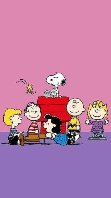 charlie brown y sus amigos dibujos