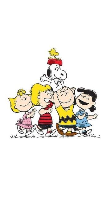 imagenes de charlie brown y sus amigos