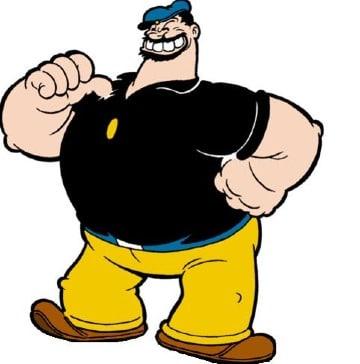 imagenes de personajes de popeye el marino