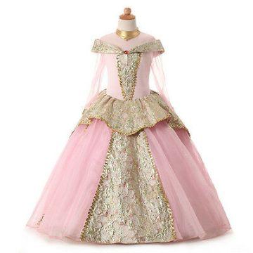 disfraces de princesas para niñas de gala