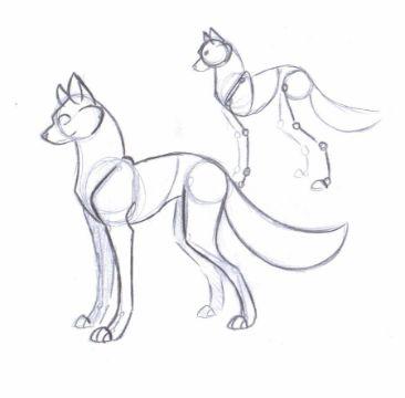imagenes de perros para pintar paso a paso