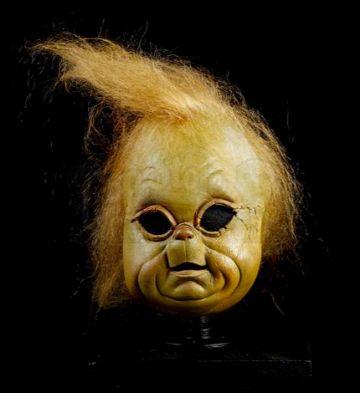 imagenes del grinch bebe mascara realista