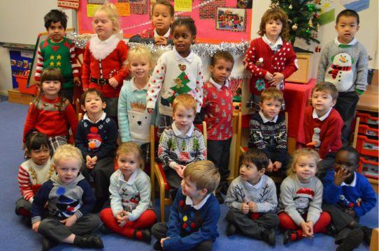 fiestas infantiles en navidad en el colegio