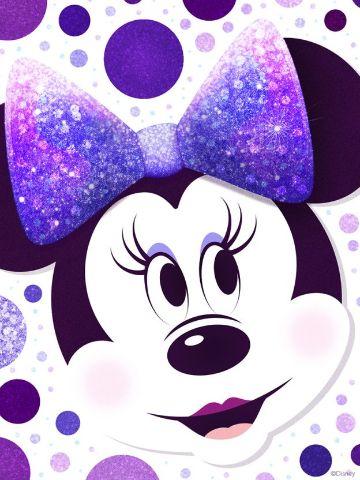 fondos de pantalla de minnie mouse coloridos