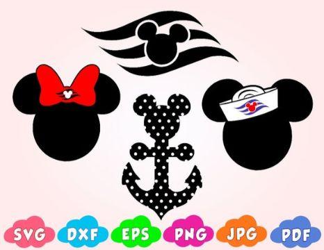 imagenes de mickey marinero diferntes diseños