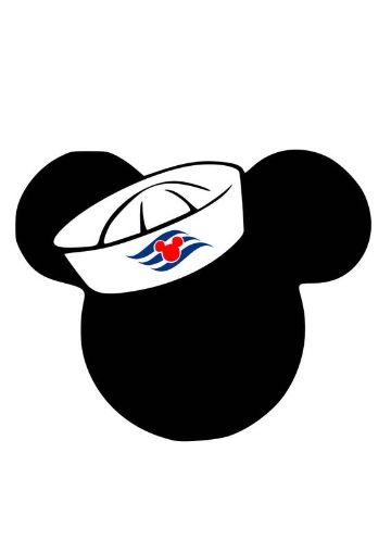 imagenes de mickey marinero logotipo