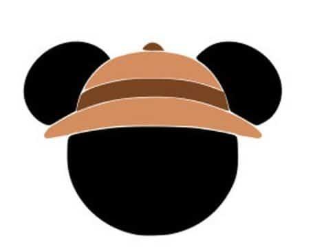imagenes de mickey safari simbolo