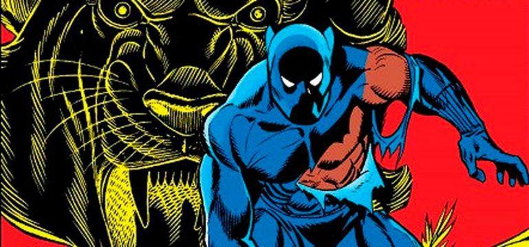 imagenes de pantera negra del comic original