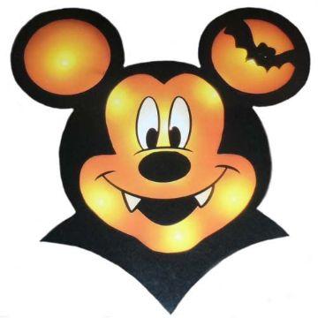 mickey mouse de halloween vampiro