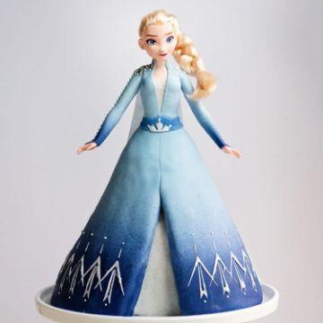muñecos de frozen para torta de plastico
