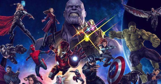todos los superheroes de marvel pelicula