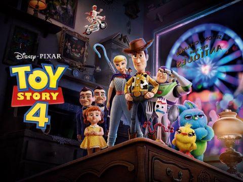 fondos de pantalla de toy story 4 personajes