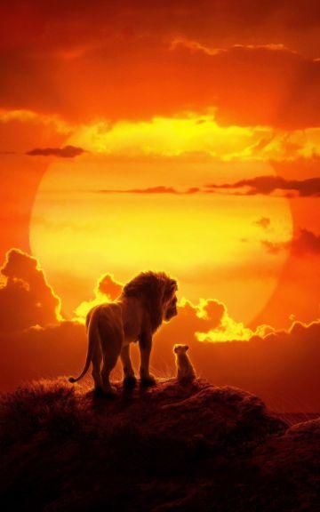 fondos de pantalla del rey leon para celular