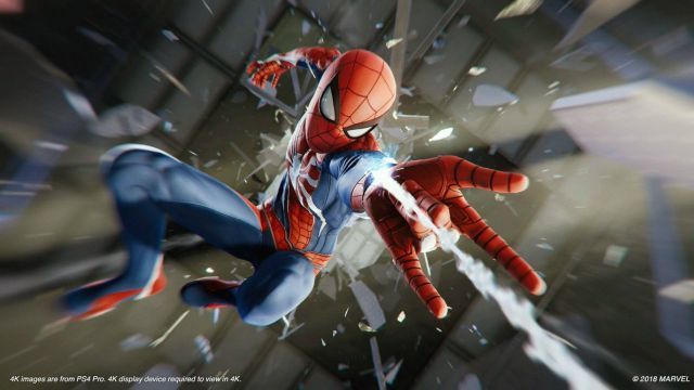 imagenes de el hombre araña en 3d