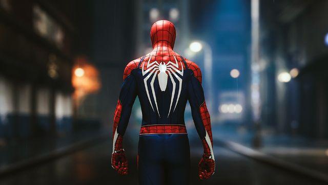 imagenes de el hombre araña fotografia