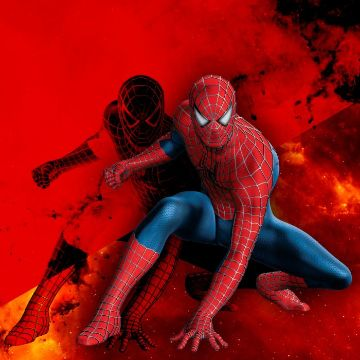 imagenes de el hombre araña para decorar