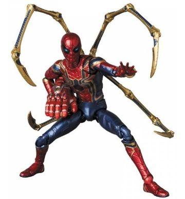 imagenes de iron spider muñeco de accion