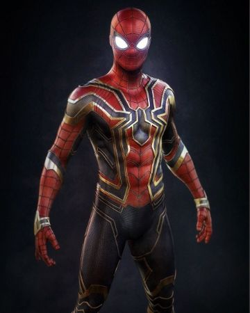 imagenes de iron spider wallpaper
