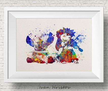 imagenes de lilo y stitch ideas decorativas