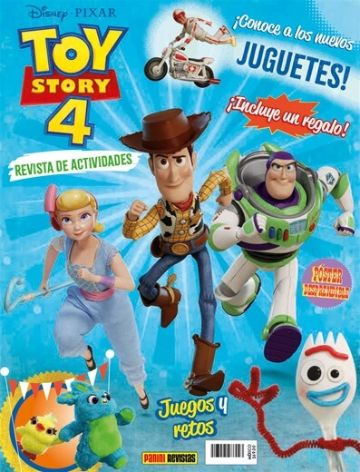 imagenes de toys story 4 para libros didacticos
