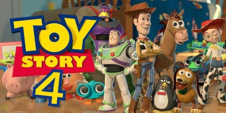 imagenes de toys story 4 poster