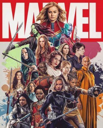 superheroes mujeres marvel libros coleccionables